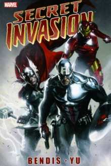 Secret Invasion, Paperback Book