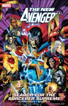 New Avengers Vol.11: Search For The Sorcerer Supreme, Paperback Book