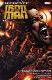 Ultimate Comics Iron Man Ultimate Collection, Paperback Book