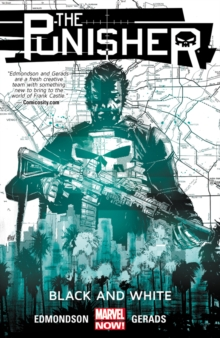 Punisher, The Volume 1: Black And White, Paperback Book