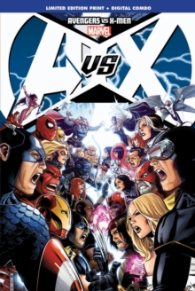 Avengers Vs. X-men, Hardback Book