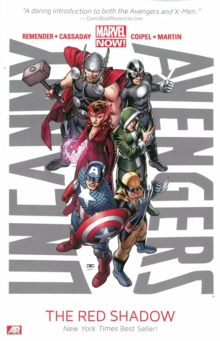 Uncanny Avengers Volume 1: The Red Shadow (marvel Now), Paperback Book
