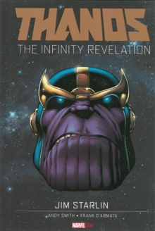 Thanos: The Infinity Revelation, Hardback Book