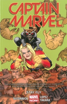 Captain Marvel Volume 2: Stay Fly, Paperback Book
