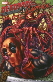 Deadpool vs. Carnage, Paperback Book