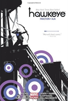 Hawkeye By Matt Fraction & David Aja Omnibus, Hardback Book
