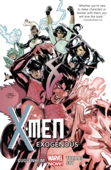 X-Men Volume 4: Exogenous, Paperback Book
