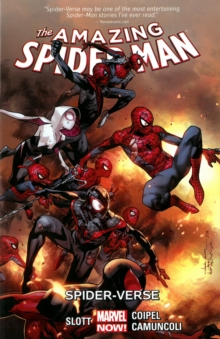 Amazing Spider-man Volume 3: Spider-verse, Paperback Book