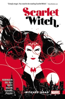 Scarlet Witch Vol. 1: Witches' Road, Paperback Book