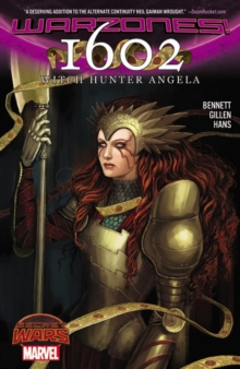 1602 Witch Hunter Angela, Paperback Book