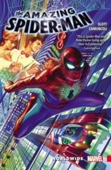 Amazing Spider-man: Worldwide Vol. 1, Paperback Book