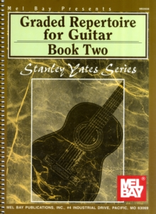 Graded Repertoire for Guitar, Book Two, Paperback Book