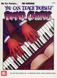 You Can Teach Yourself Piano Chords, Paperback Book