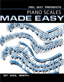 Piano Scales Made Easy, Paperback Book