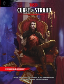 Curse of Strahd : A Dungeons & Dragons Sourcebook, Game Book