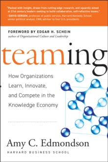 The Learning Challenge : What Leaders Must Do to Foster Organizational Learning, Hardback Book