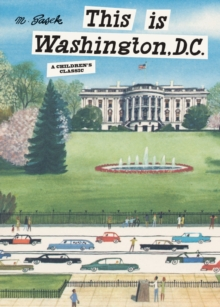 This is Washington, D.C., Hardback Book