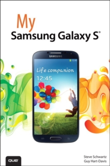 My Samsung Galaxy S 5, Paperback Book