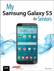 My Samsung Galaxy S5 for Seniors, Paperback Book