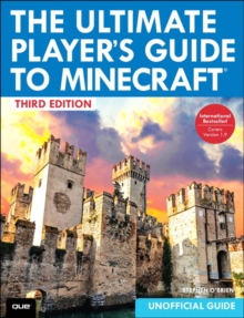 The Ultimate Player's Guide to Minecraft, Paperback Book
