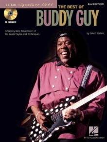 The Best Of Buddy Guy : Guitar Signature Licks (2nd Edition), Paperback Book