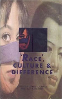 Race, Culture and Difference, Paperback Book