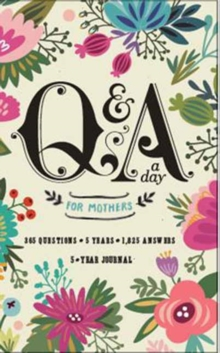 Q&a A Day For Mothers, Paperback Book