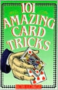 101 Amazing Card Tricks, Paperback Book