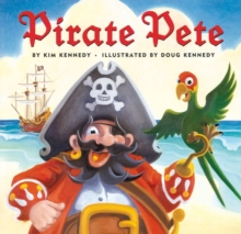 Pirate Pete, Paperback Book