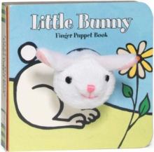Little Bunny Finger Puppet Book, Board book Book