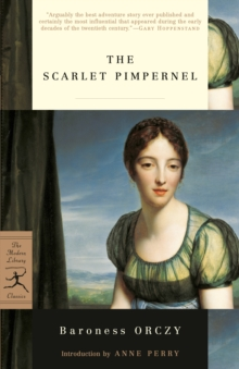 The Scarlet Pimpernel, Paperback Book
