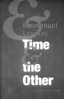 Time and the Other, Paperback Book