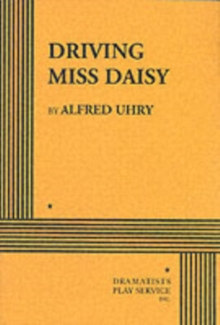 Driving Miss Daisy, Paperback Book