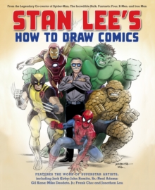 Stan Lee's How to Draw Comics, Paperback Book