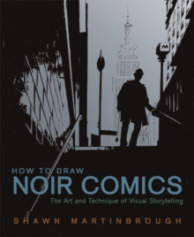How To Draw Noir Comics, Paperback Book