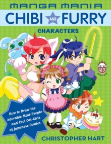 Manga Mania Chibi And Furry Characters, Paperback Book