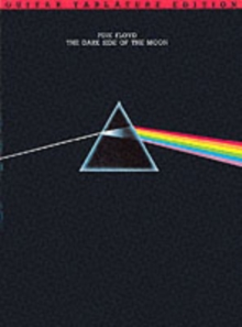 Pink Floyd : Dark Side Of The Moon (TAB), Paperback Book