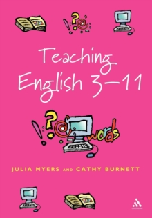 Teaching English 3-11, Paperback Book