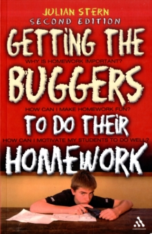 Getting the Buggers to Do Their Homework, Paperback Book