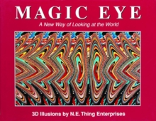 Magic Eye, Hardback Book