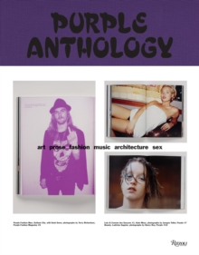 Purple Anthology, Hardback Book