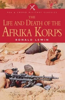 The Life and Death of the Afrika Korps, Audio cassette Book