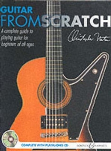 Guitar from Scratch, Mixed media product Book