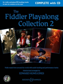 Fiddler Playalong Collection 2, Paperback Book