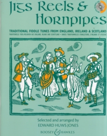 Jigs, Reels & Hornpipes : Violin Edition, Mixed media product Book