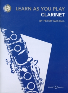 Learn As You Play Clarinet, Mixed media product Book