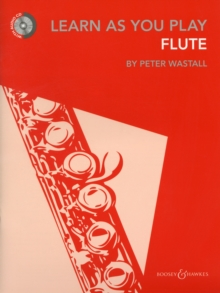 Learn As You Play Flute, Mixed media product Book