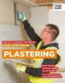 The City & Guilds Textbook: Level 2 Diploma in Plastering, Paperback Book