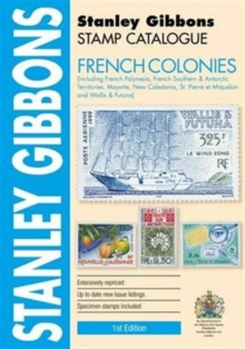 2016 French Colonies, Paperback Book
