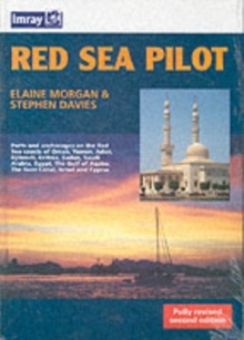 Red Sea Pilot : Aden to Cyprus, Hardback Book
